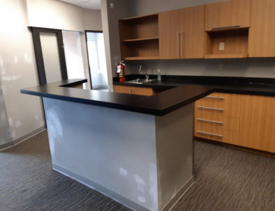 Chilliwack co-work office for lease - Kitchen / Bar Common Area