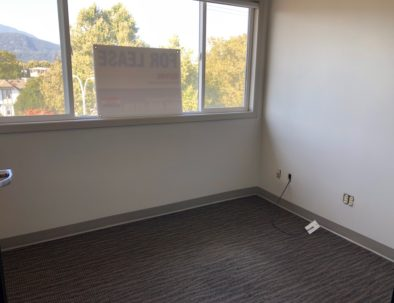 Chilliwack co-work office for lease - Large Windows